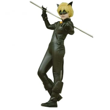 Miraculous Ladybug Cat Noir Complete Cosplay Costume For Adults