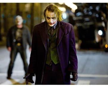 Dark Knight Joker Official Complete Cosplay Costume
