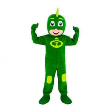 Giant PJ Masks Mascot Costume Gekko