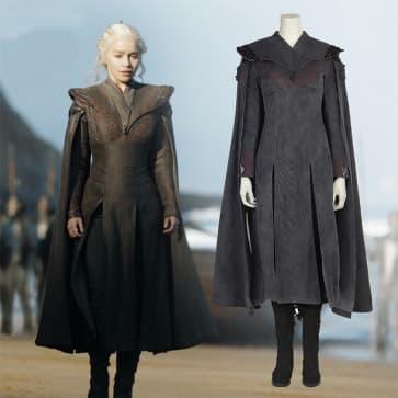 Daenerys Targaryen Khaleesi Complete Cosplay Costume From Season 7