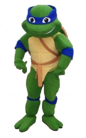 Giant Ninja Turtle Mascot Costume