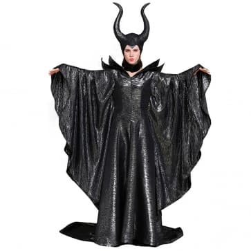 Official Maleficent Complete Cosplay Costume