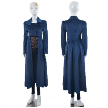 Pride and Prejudice and Zombies Elizabeth Bennet Cosplay Costume
