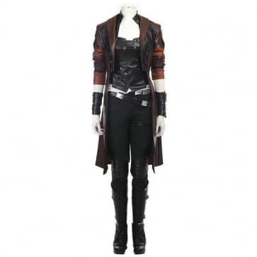 Gamora Guardians of the Galaxy Complete Cosplay Costume
