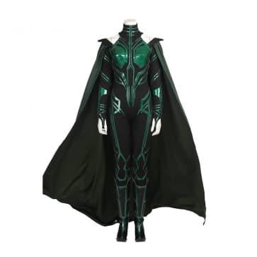 Hela Thor Ragnarok Cosplay Costume
