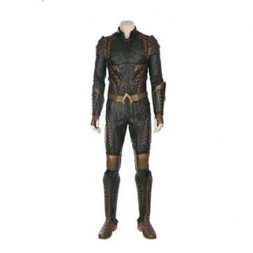 Aquaman Justice League Cosplay Costume