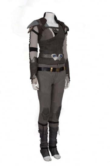 Jaylah Star Trek Complete Cosplay Costume