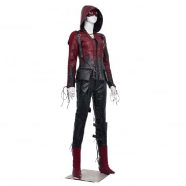 Thea Queen Arrow Cosplay Costume