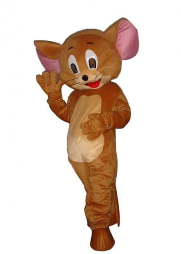 Giant Jerry Mouse from Tom and Jerry Mascot Costume