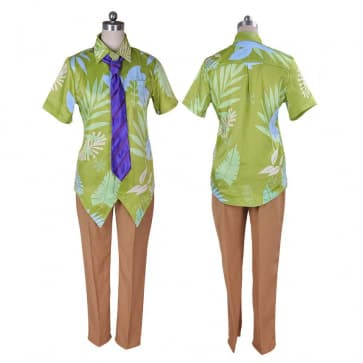 Nick Wilde Fox Zootopia Complete Cosplay Costume