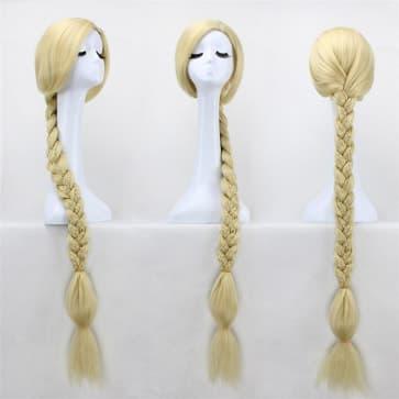 Rapunzel Hair Wig Cosplay