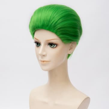 Joker Suicide Squad Hair Wig