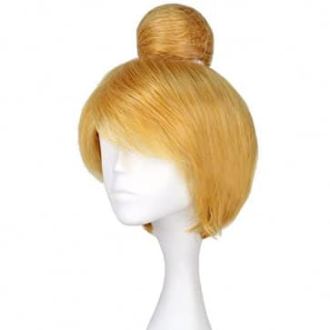 Tinkerbell Hair Wig Cosplay