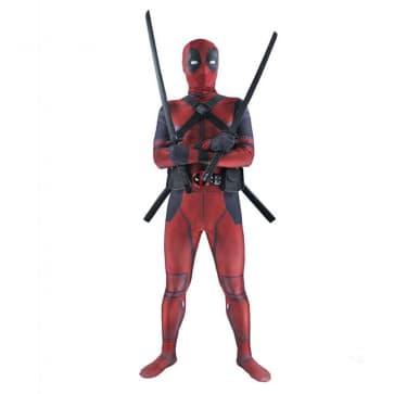 Deadpool Complete Cosplay Halloween Costume