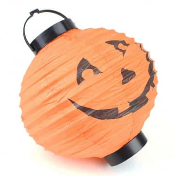 Halloween Pumpkin Hanging Lantern Light