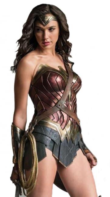 Deluxe Wonder Woman Complete Cosplay Costume