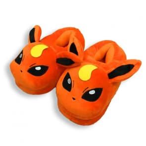 Pokemon Character Slippers Flareon