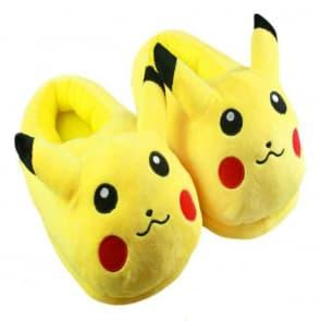 Pokemon Character Slippers Pikachu