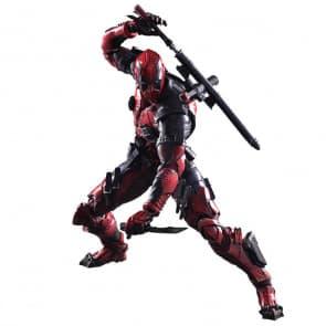 26cm Collectible Deadpool Action Figure