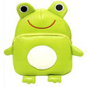 Kids Preschool Kindergarten Cute Backpack Rucksack Frog