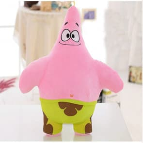Giant SpongeBob Patrick Pillow Plush Toy 80cm 2.6 feet