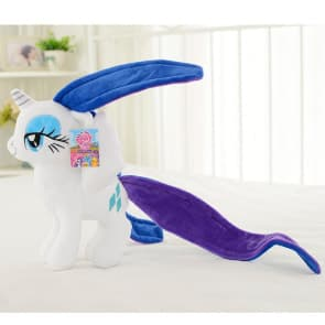 My Little Pony Rarity Dash 16'' Large Plush Doll Toy