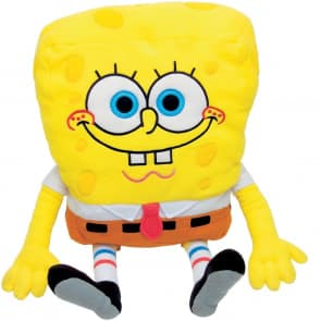 "SpongeBob Cuddle Pillow Plush Toy 15"" 40cm"