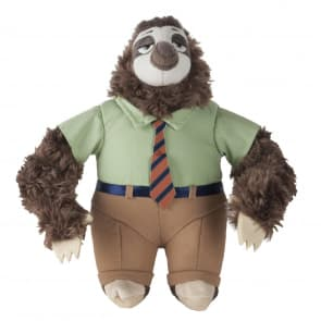 Zootopia Flash Sloth Plush Toy 30cm 1 foot