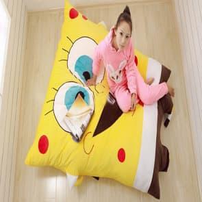 Giant Spongebob Plush Pillow Bed 150cm 4.9ft