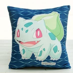 Pokemon Stuffed Pilow 14 inches 35cm - Bulbasaur