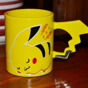 Pokemon Pikachu Coffee Mug Cup