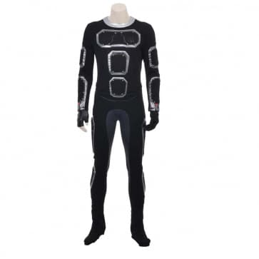 Fantastic Four Johnny Storm Cosplay Costume