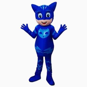 Giant PJ Masks Mascot Costume Catboy