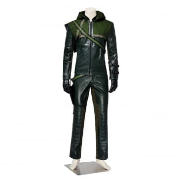Official Arrow Hood Style Cosplay Costume