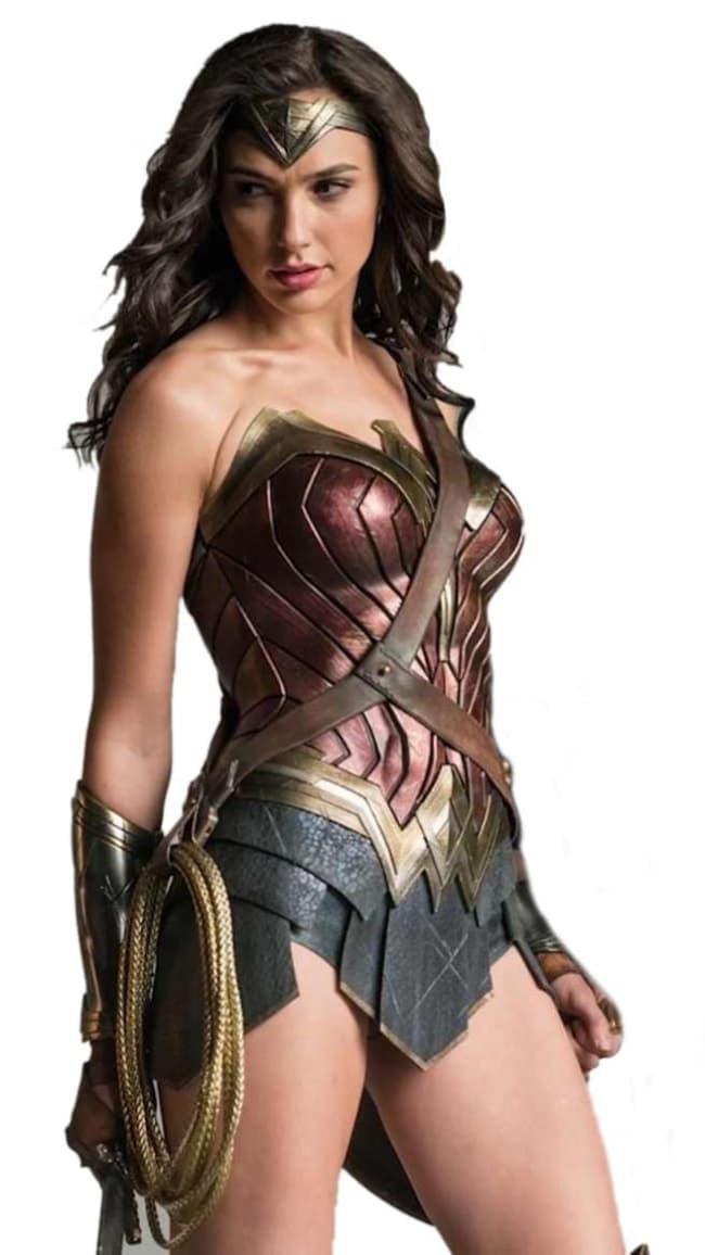 wonder woman kostum