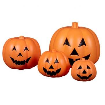 Halloweeen Pumpkin Lantern Light